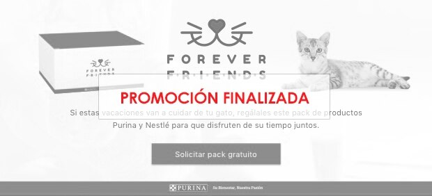 Purina® Forever Friends